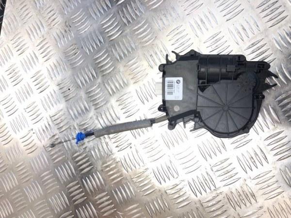 Доводчик замка багажника Bmw X3 F25 2015