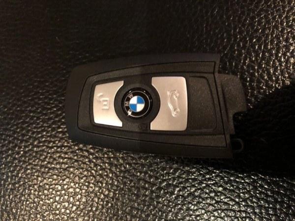 Ключ зажигания Bmw X3 F25 2015
