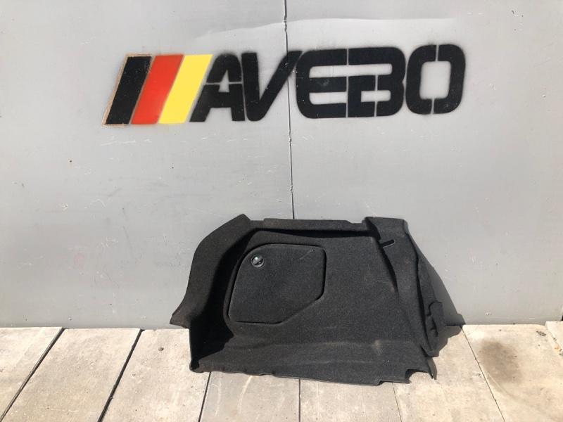 Обшивка багажника Bmw 1-Series F20/F21 2016> задняя левая
