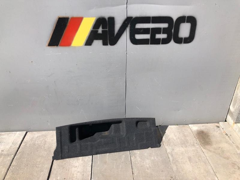Обшивка багажника Bmw 6-Series F12/F13 3.0 2013 задняя