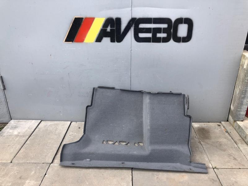 Обшивка багажника Bmw 7-Series F01/F02 4.4 2009 задняя