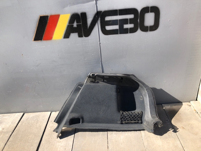 Обшивка багажника Audi A3 8P CDL 2.0 2011