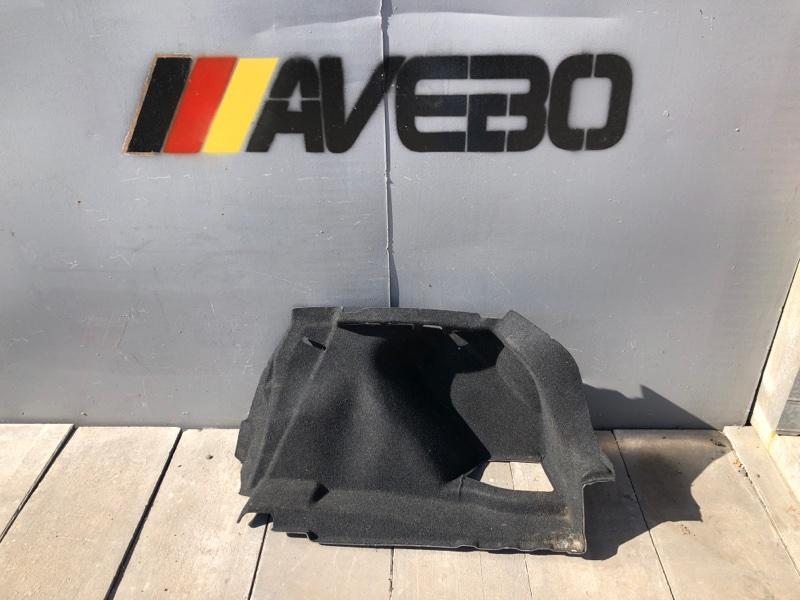 Обшивка багажника Bmw 1-Series F20/F21 1.6 2013 задняя правая