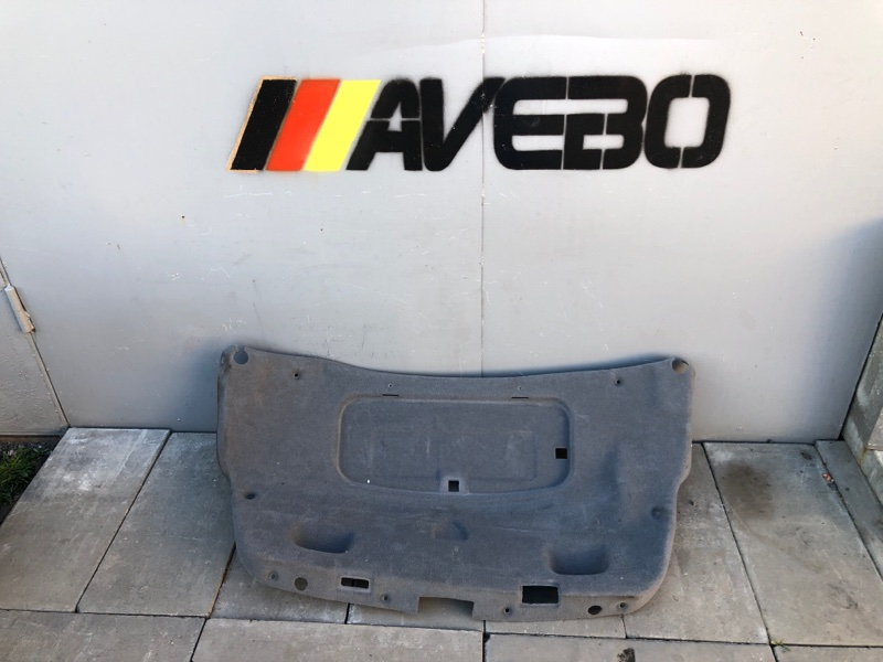Обшивка крышки багажника Bmw 7-Series F01/F02 4.4 2009