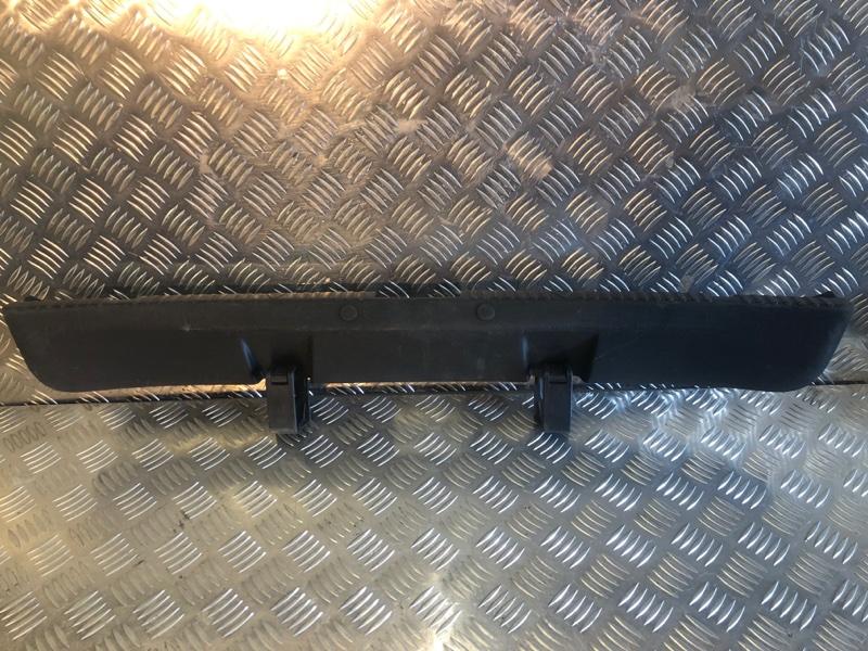 Обшивка багажника на заднюю панель Audi A3 8P CDL 2.0 2011