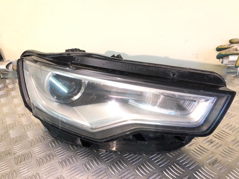 Фара led без блоков Audi A6 C7 3.0 2014