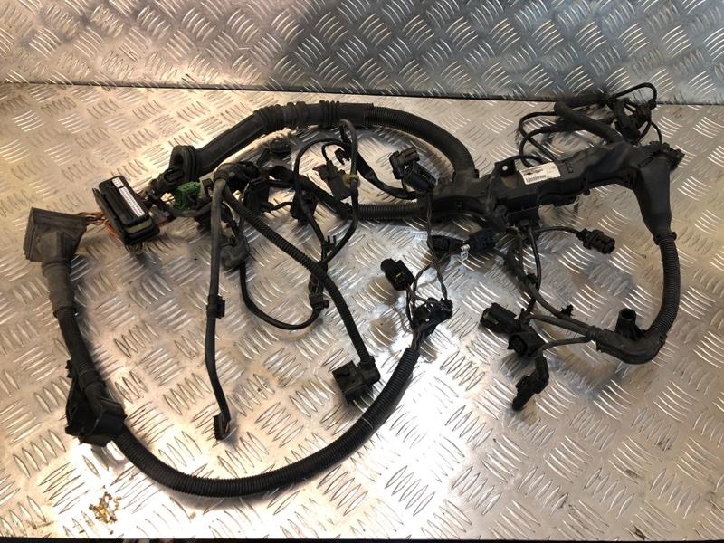 Проводка двигателя Bmw 3-Series F30 2013