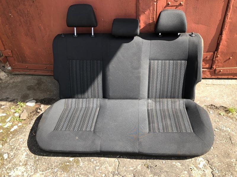 Задний диван Volkswagen Polo 2018 задний