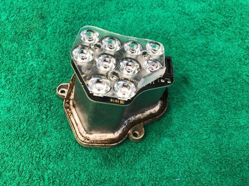 Лампа поворотника Bmw 5 F10 3.0 2012 передняя правая