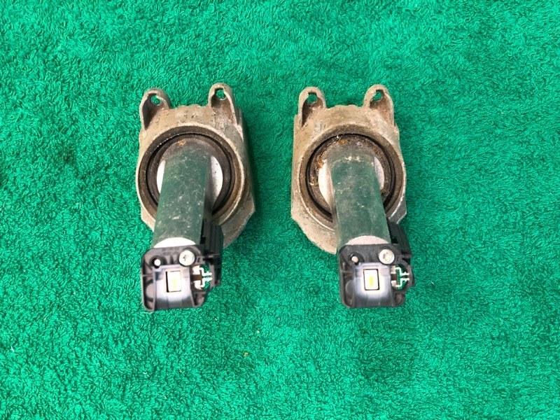 Блок подсветки колец Bmw 5 F10 3.0 2012