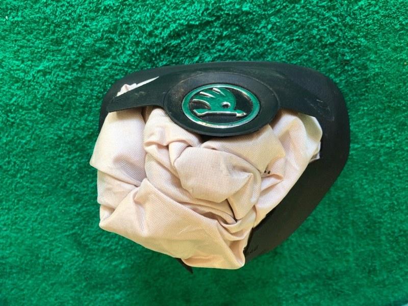 Подушка безопасности в рулевое колесо Skoda Rapid 2017
