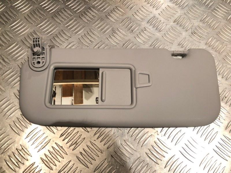 Козырек солнцезащитный Hyundai Solaris 2 2019 передний левый