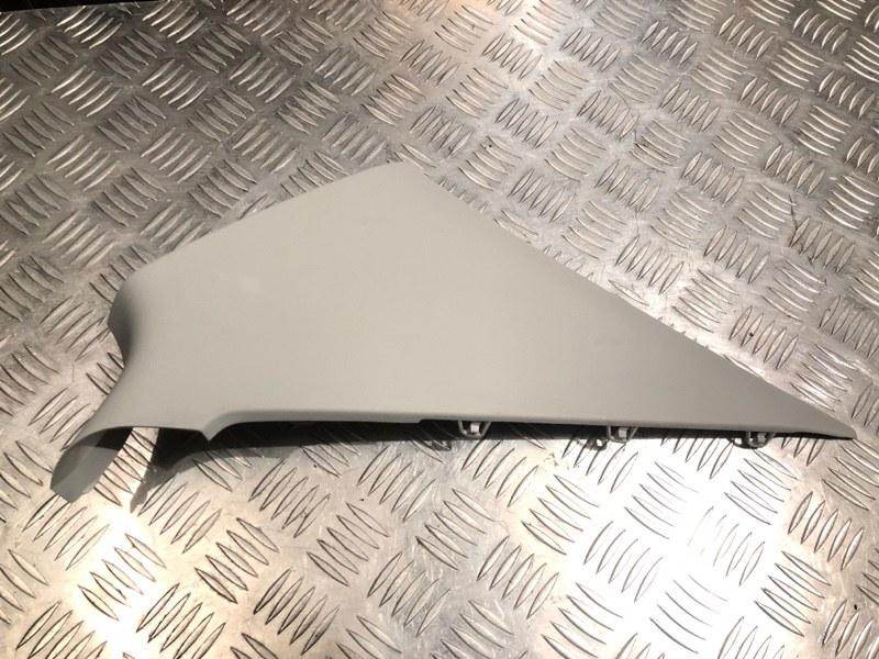 Обшивка стойки Skoda Rapid 2017 задняя правая