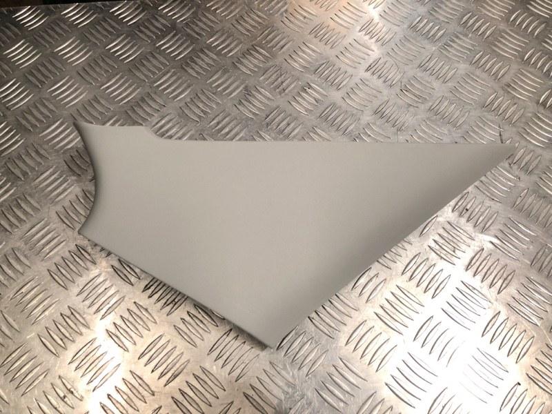 Обшивка стойки Skoda Rapid 2017 задняя левая