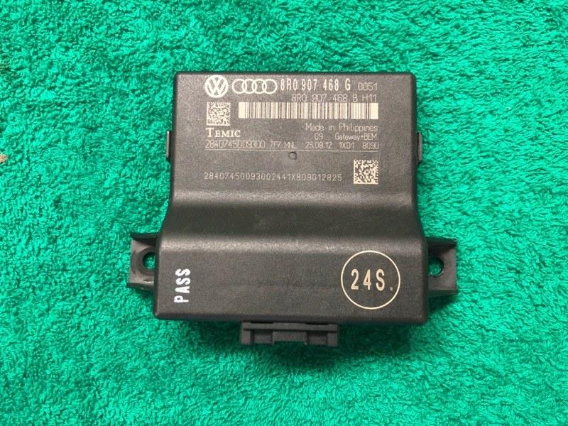 Диагностический интерфейс шин данных Audi Q5 CNC 2014