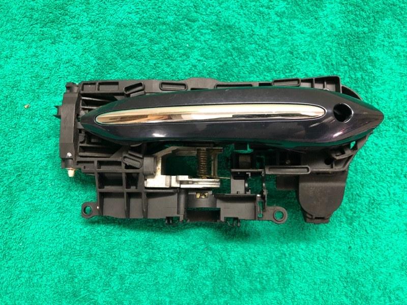 Ручка двери Bmw 5 F10/F11 2013 передняя левая