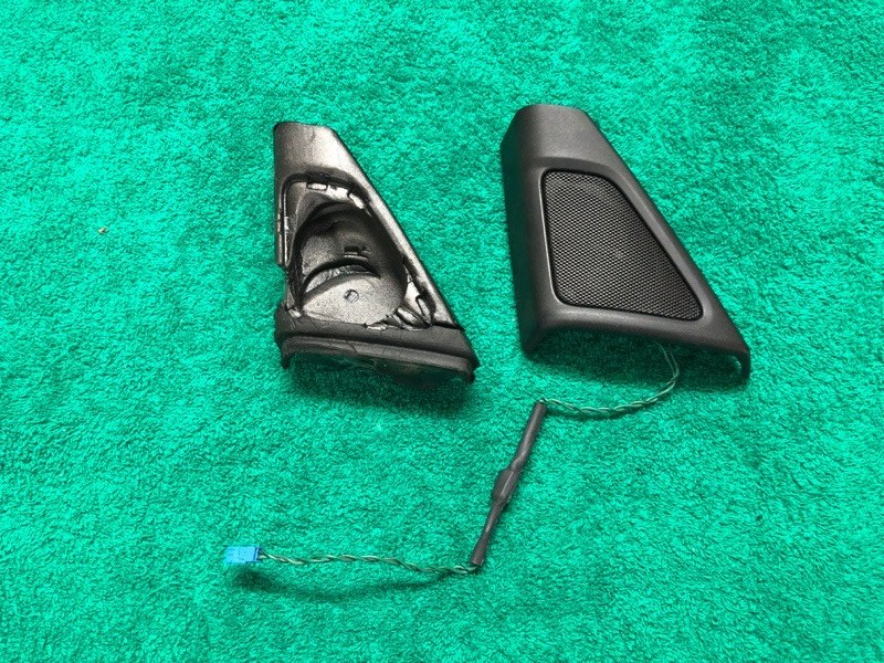 Динамик правой передней двери bmw 6 convertible Bmw 5 F10/F11 2013 передний левый