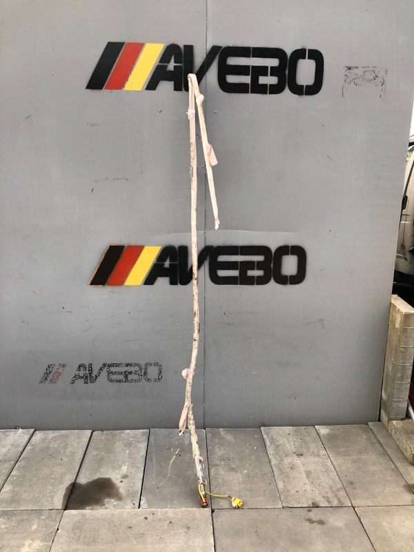 Подушка безопасности боковая (шторка) Porsche Cayenne Turbo S 957 4.8 550Л.С. 2009 правая