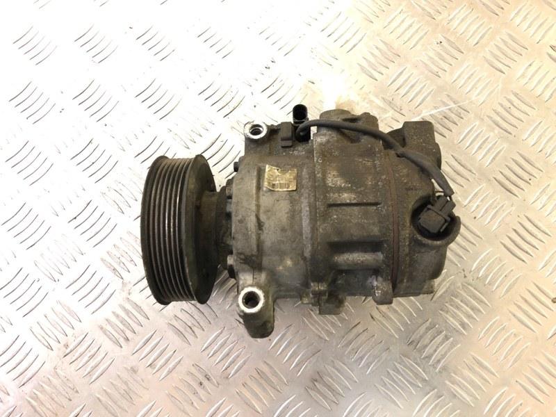 Компрессор кондиционера Audi A8 4H D4 6.3 500Л.С. 2015