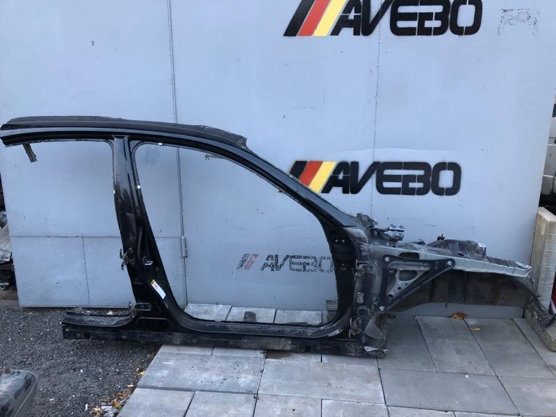 Порог со стойкой правый Lexus Gs 4 L10 4GR 2.5 2012