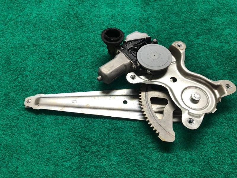 Механизм стеклоподьемника Lexus Gs 4 L10 4GR 2.5 2012