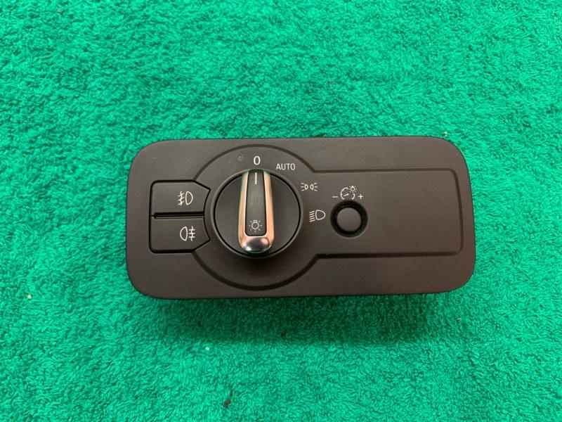 Переключатель света фар Volkswagen Touareg NF CRC 3.0D 2014