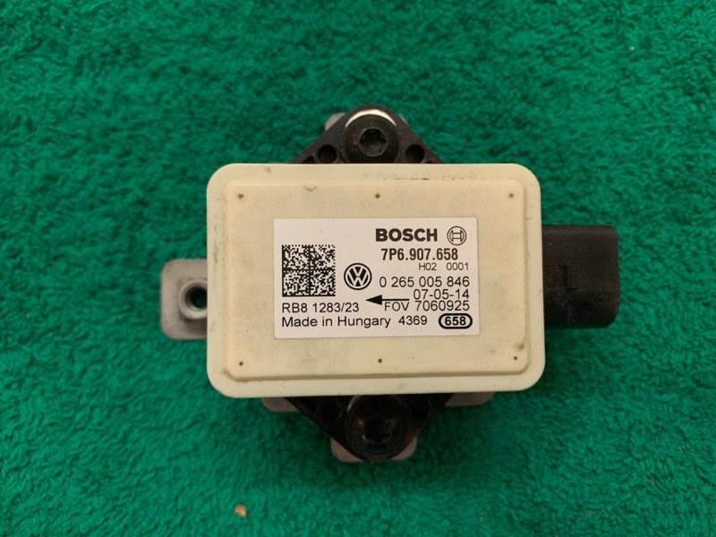 Блок управления Volkswagen Touareg NF CRC 3.0D 2014