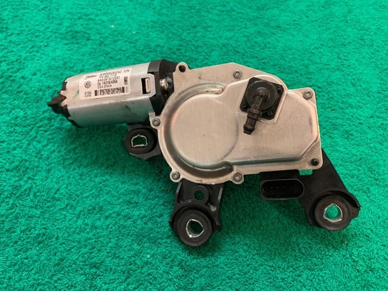 Моторчик стеклоочистителя Volkswagen Touareg NF CRC 3.0D 2014 задний
