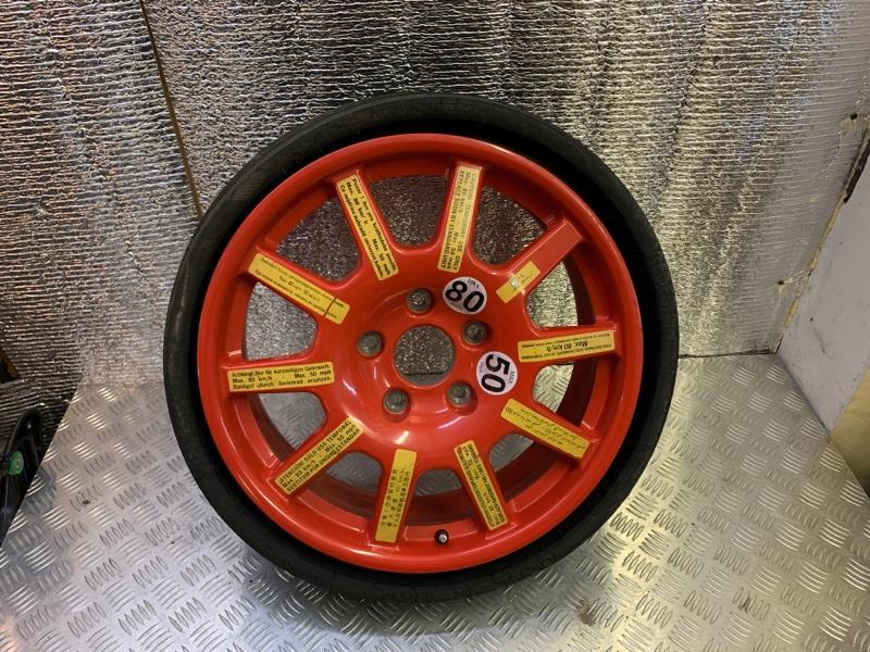 Запасное колесо новый Volkswagen Touareg NF CRC 3.0D 2014