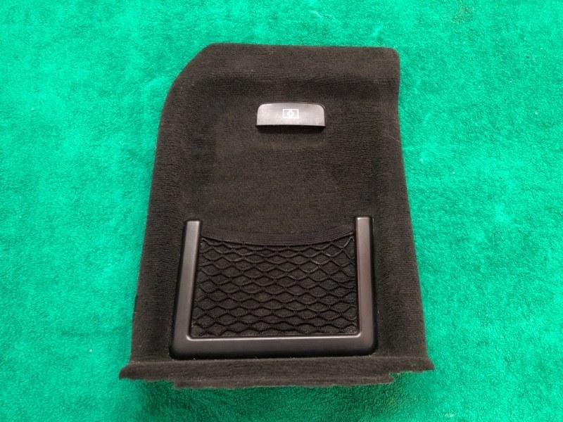 Обшивка багажника Bmw X5M F85 F15 S63B44B 2015 задняя левая