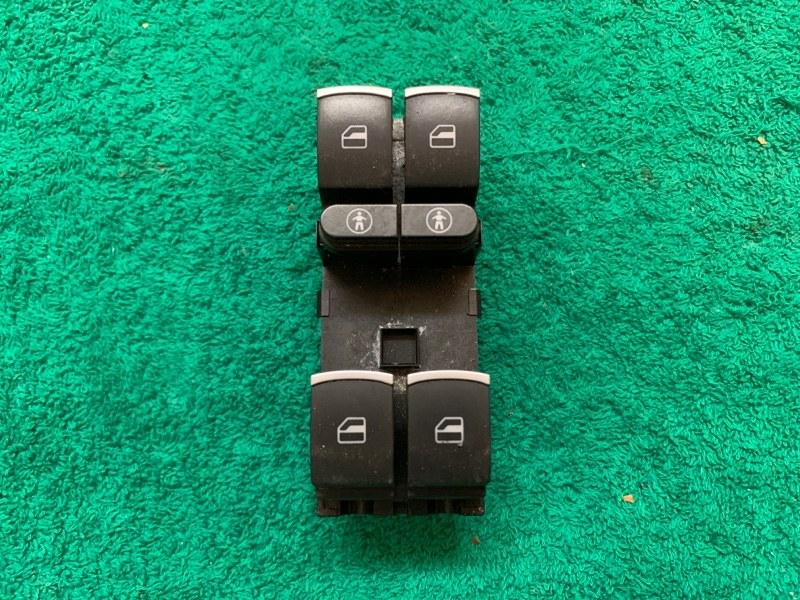 Блок кнопок Volkswagen Touareg NF CRC 3.0D 2014 передний левый