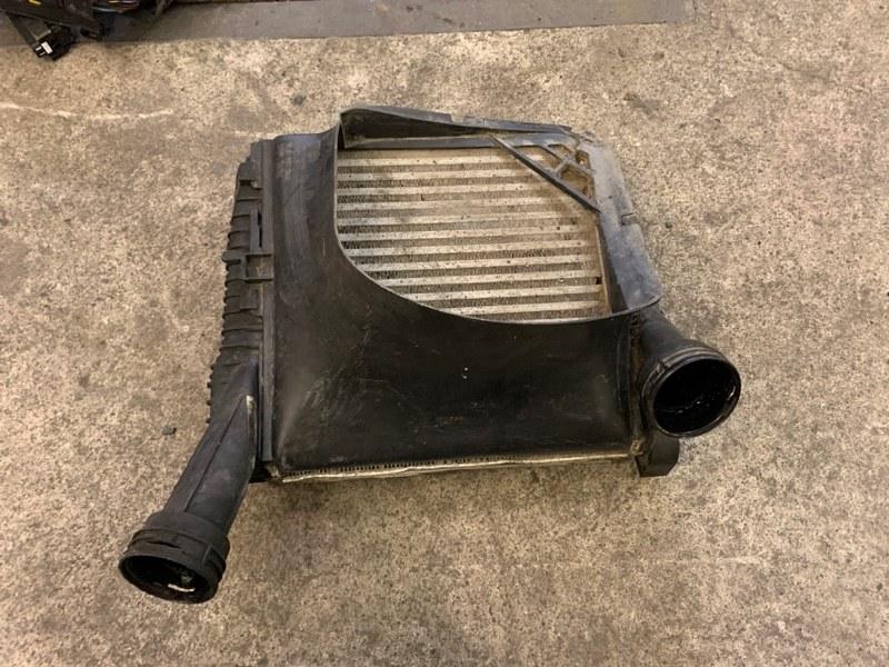 Радиатор интеркуллера Volkswagen Touareg NF 2014
