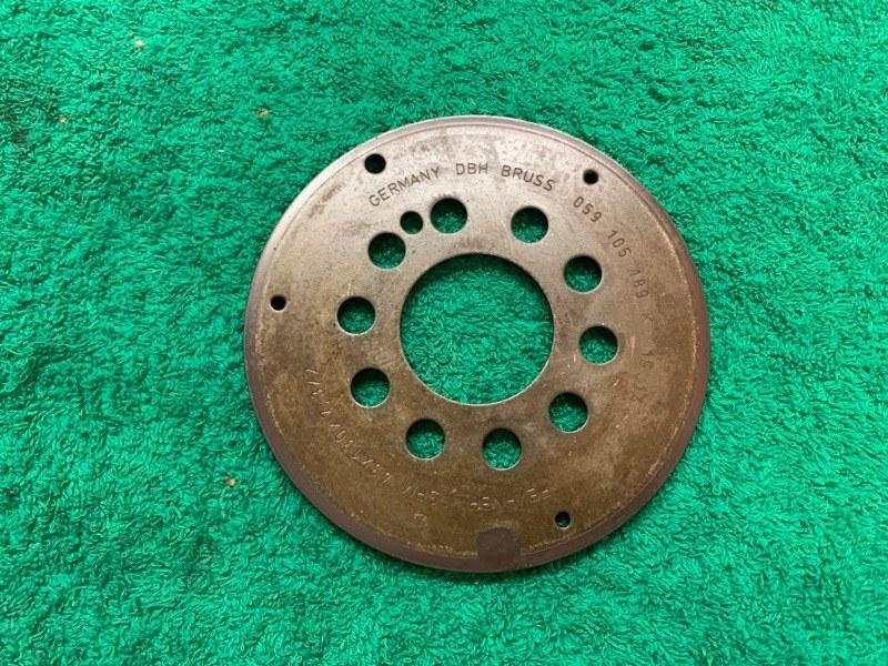 Магнитное кольцо коленвала Volkswagen Touareg NF CRC 3.0D 2014