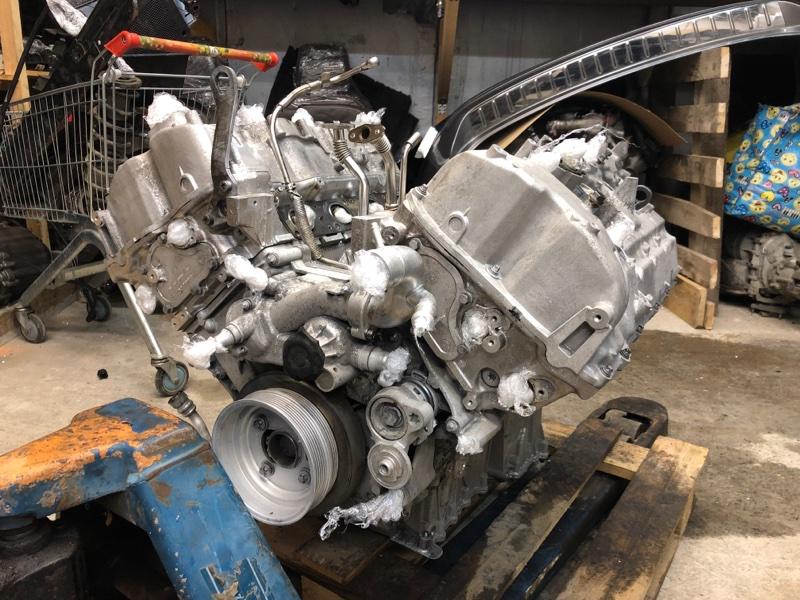 Двигатель s63b44b в сборе Bmw X5M F85 F15 S63B44B 2015