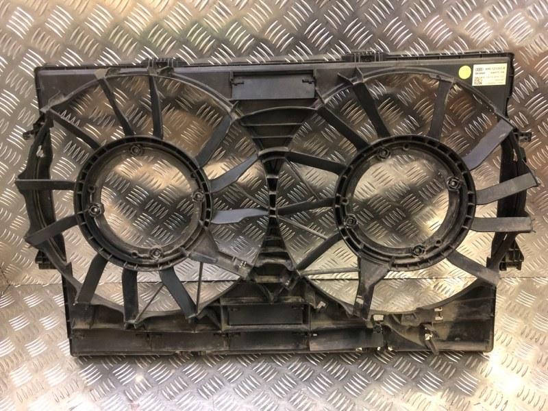 Диффузор вентилятора Audi A8 4H D4 6.3 2015