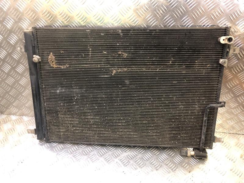 Радиатор кондиционера Audi A8 4H D4 6.3 2015