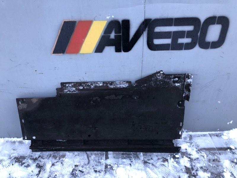 Защита антигравийная Audi A5 Sportback 8T CNC 2014 правая