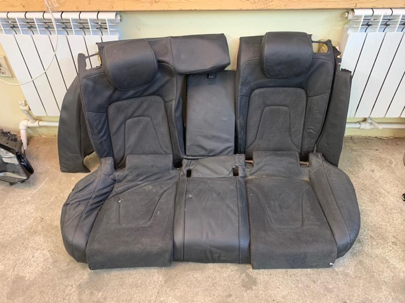 Задний диван сиденья Audi A5 Sportback 8T CNC 2014