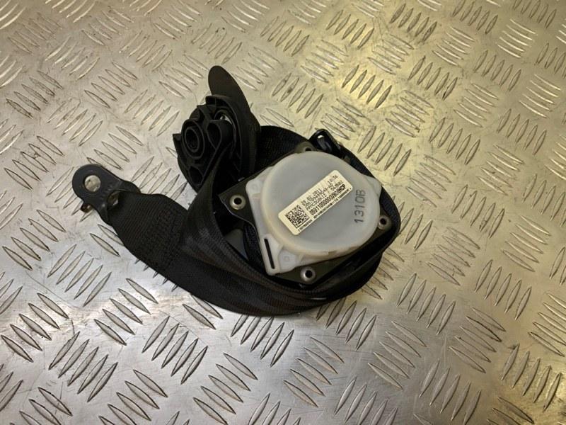 Ремень безопасности Volkswagen Touareg NF 3.6 2013 задний правый