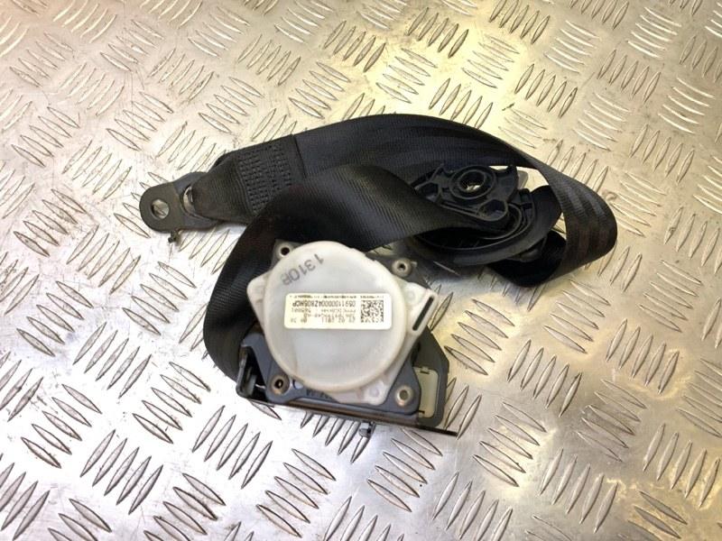 Ремень безопасности Volkswagen Touareg NF 3.6 2013 задний левый