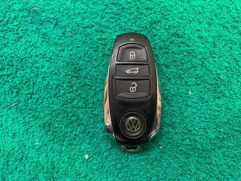 Ключ зажигания Volkswagen Touareg NF 3.6 2013