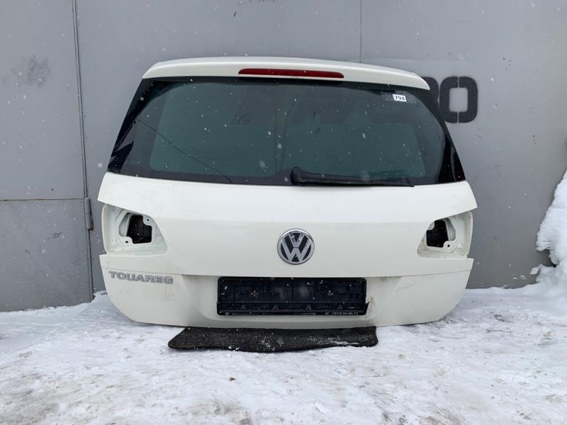 Крышка багажника Volkswagen Touareg NF 3.6 2013
