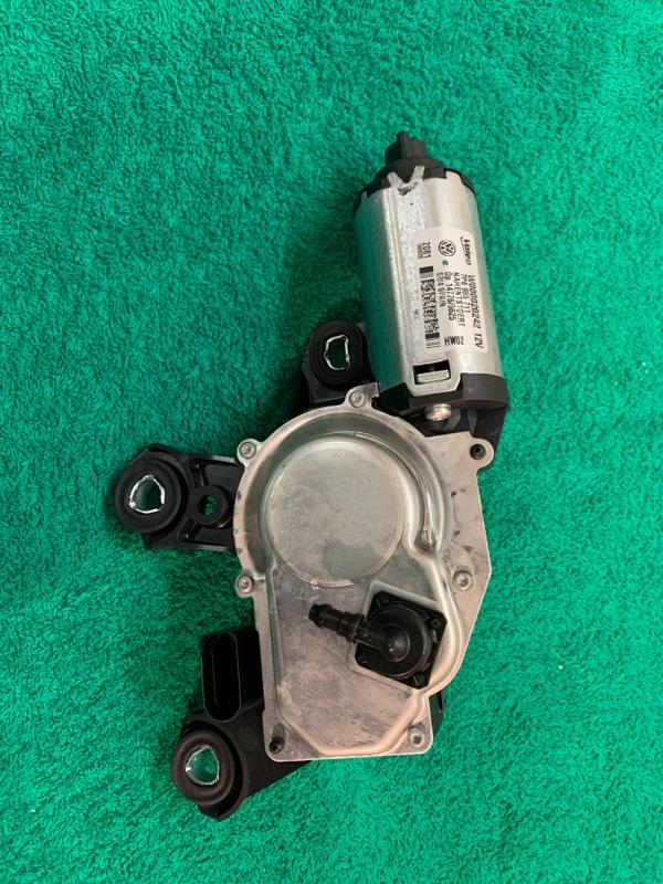 Моторчик стеклоочистителя Volkswagen Touareg NF 3.6 2013 задний