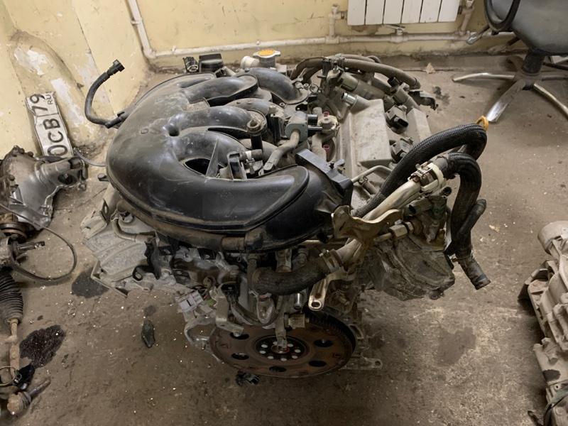 Двигатель в сборе 14г.в. 2gr Lexus Gs 2GR 3.5 2015