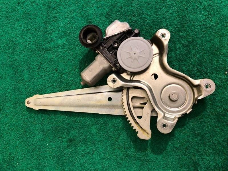 Механизм стеклоподьемника Lexus Gs 4 L10 4GR 2.5 2012 задний правый