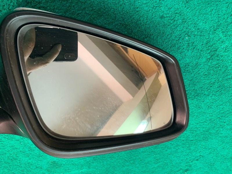 Зеркальный элемент Bmw 5-Series F10/F11 2.0 2013 передний правый