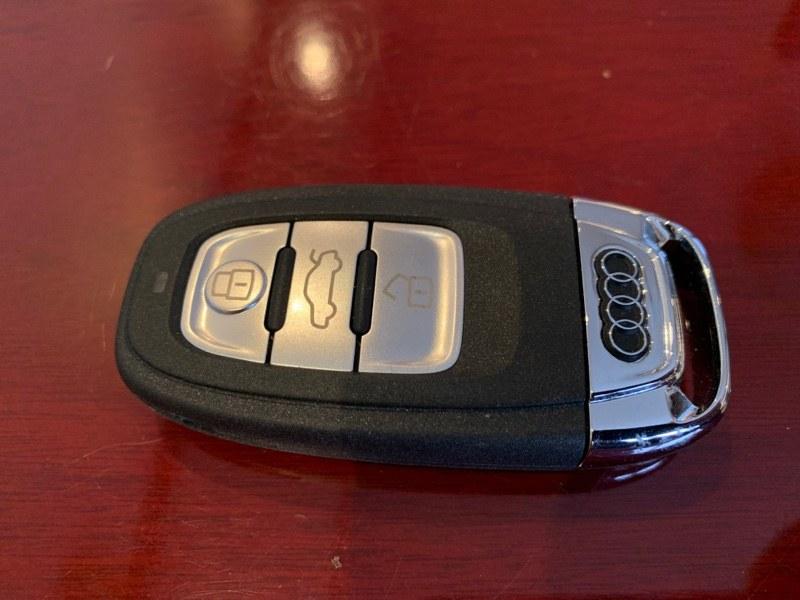 Ключ зажигания Audi A6 C7 3.0 2014