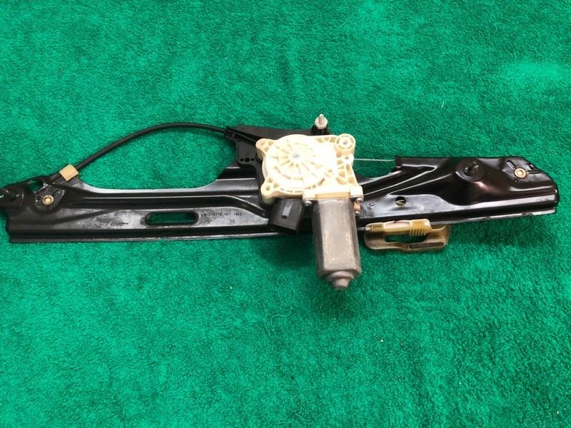 Механизм стеклоподьемника Bmw X3 F25 2015 задний левый