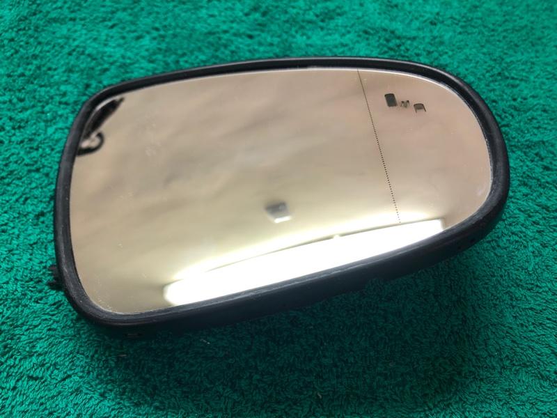 Зеркальный элемент Lexus Gs 4 L10 4GR 2.5 2012 правый