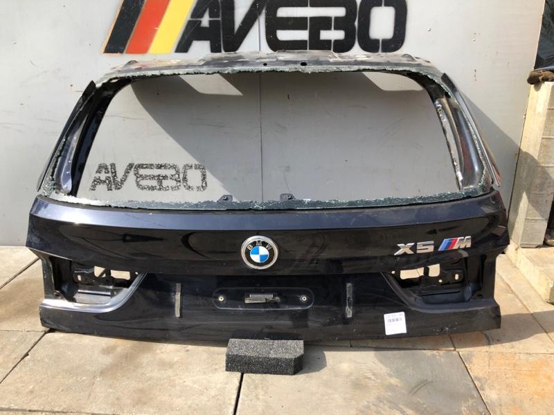 Крышка багажника Bmw X5 3.6 2015